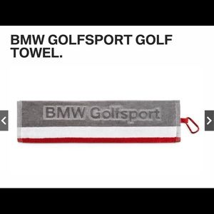 🆕 BMW Golf Towel